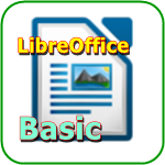 LibreOffice : マクロ(Basic)入門01-Hello world!